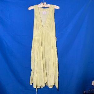 Free People Candela NYC Amazing Boho Tiered Dress